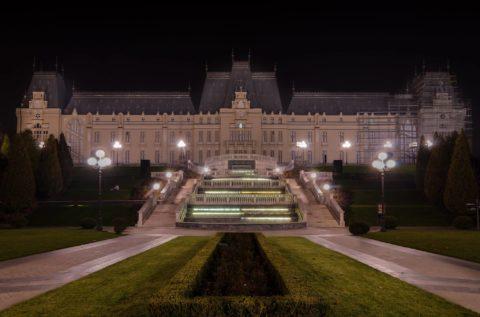 Palatul Culturii, comoara oraşului Iaşi