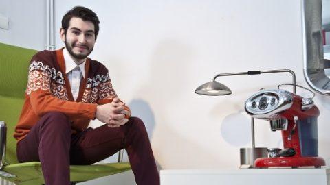 Interviu cu Andrei Măceșanu – Castigatorul concursului Design the illy can