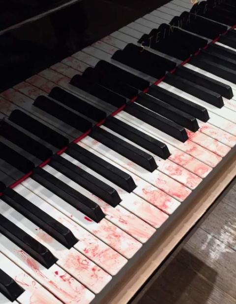 Muzica in sange si pasiune pentru pian