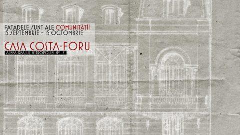 Dincolo de Fațade deschide ușile unei case speciale: Casa Costa-Foru