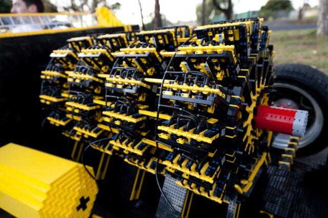 masina lego