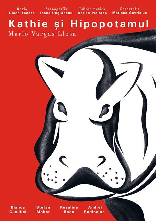 Kathie si hipopotamul de Mario Vargas Llosa