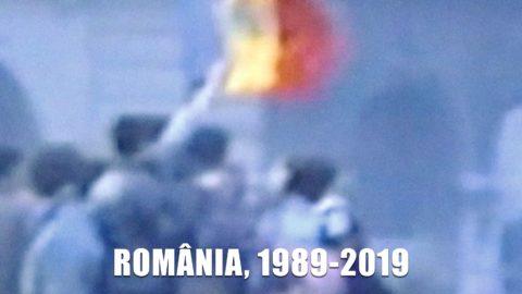 """Ne-am ridicat: România, 1989-2019"":  România la 30 de ani de la Revoluție, de la comunism la Uniunea Europeană"