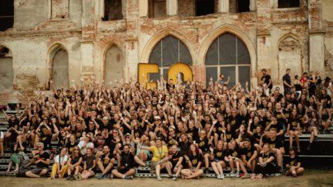 Electric Castle caută 1000 de voluntari pentru a opta ediție